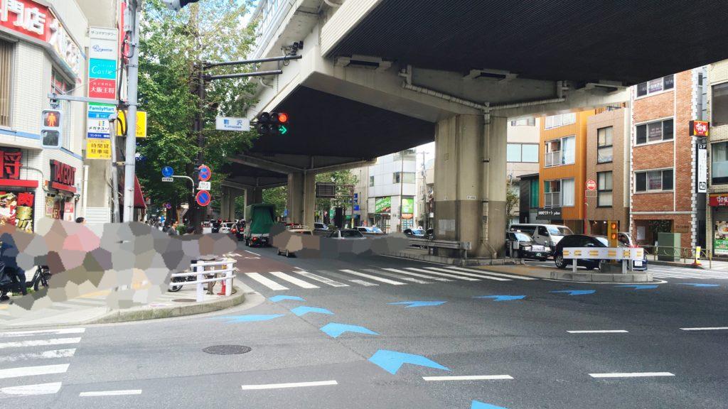 駒沢交差点