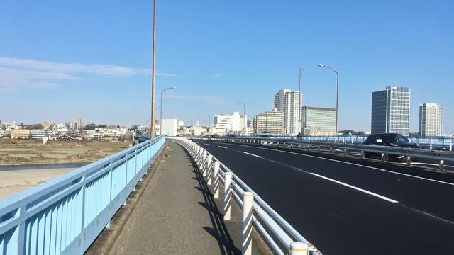 246の新二子橋