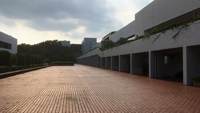 中央大学多摩キャンパス