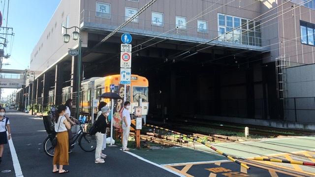 京王井の頭線永福町駅