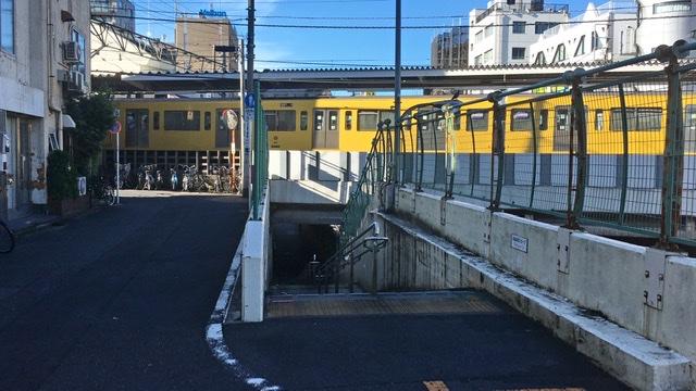 西武新宿線野方駅
