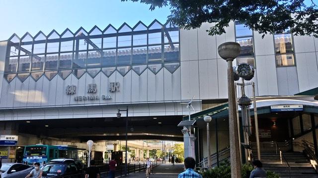 西武池袋線練馬駅