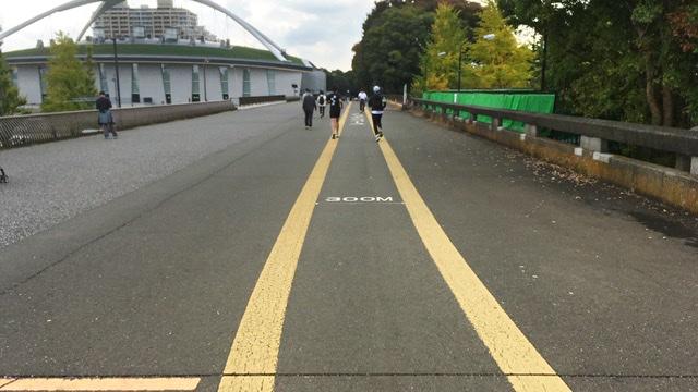 駒沢公園ランニングコース
