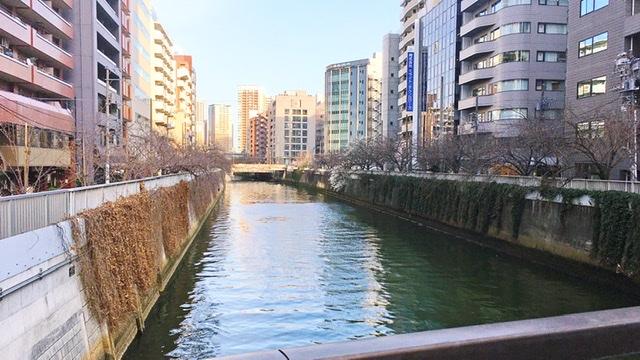 五反田の谷山橋