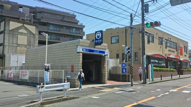横浜市営地下鉄ブルーライン下永谷駅