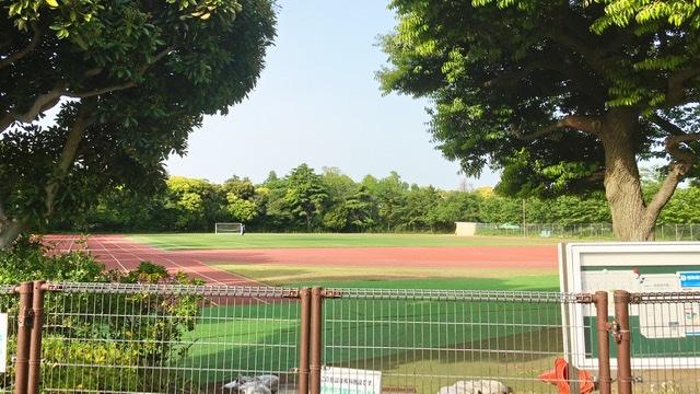 三ッ沢公園補助競技場