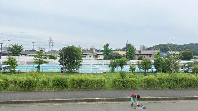 稲城市民プール