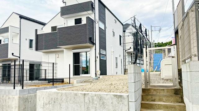 日野市程久保1丁目の新規分譲住宅地